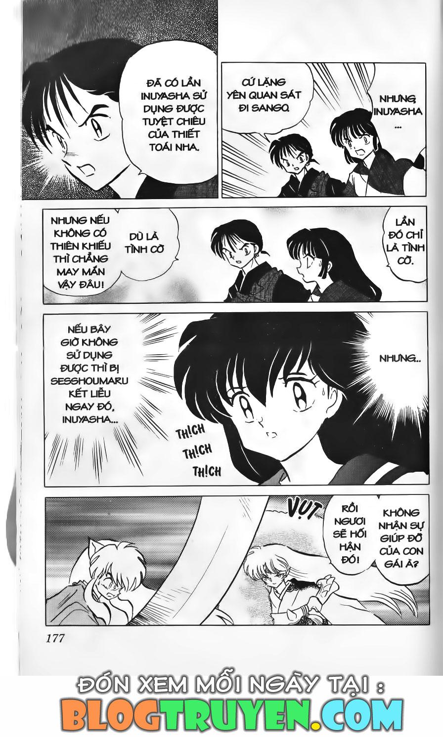 Inuyasha vol 13.10 trang 10