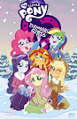 My Little Pony Holiday Special #1 Comic Cover Hastings Variant