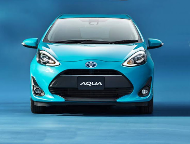 2019 Toyota Aqua Specs And Price