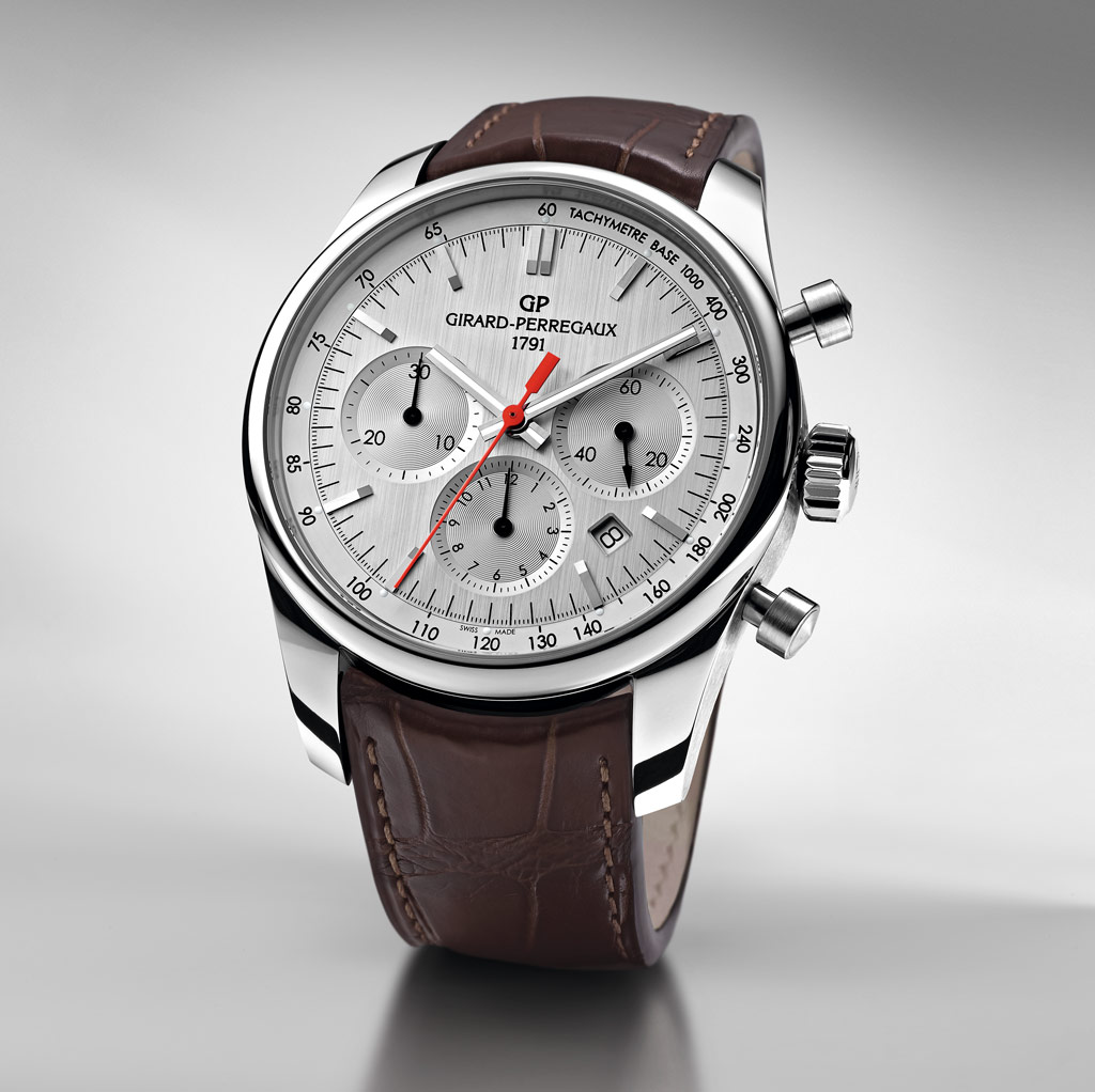 Girard perregaux competizione collection stradale and circuito chronographs time and watches for Girard perregaux