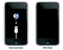 Cara Masuk ke DFU Mode di iPhone - iPad - iPod
