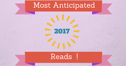 Most Anticipated Releases of 2017