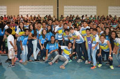 Resultado de imagem para Jogos estudantis de São Paulo do Potengi