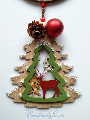 pieza-troquelada-navideña-con-nieve-artificial-y-purpurina