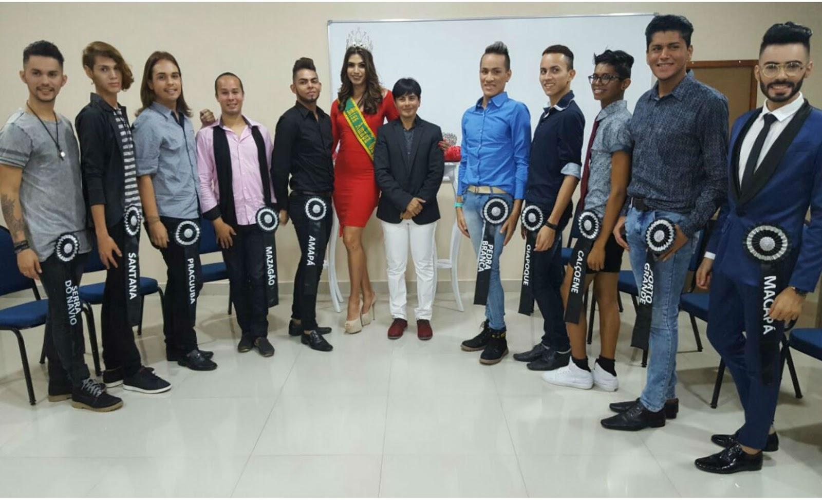 Dez candidatos concorrem ao Miss Gay Amapá Universo 2017; conheça