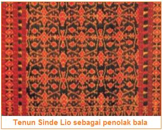 Fungsi kerajinan tekstil sebagai fungsi simbolik