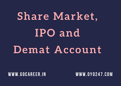All about Initial Public Offering(IPO) in Share Market
