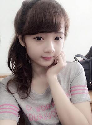 Loạt hình ảnh girl xinh 10x kute cằm V-line đẹp nhất năm