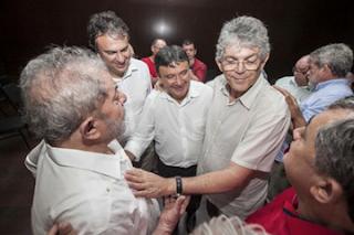 Governadores nordestinos articulam visita ao ex-presidente Lula