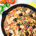 One Skillet Tuscan Chicken #Recipe