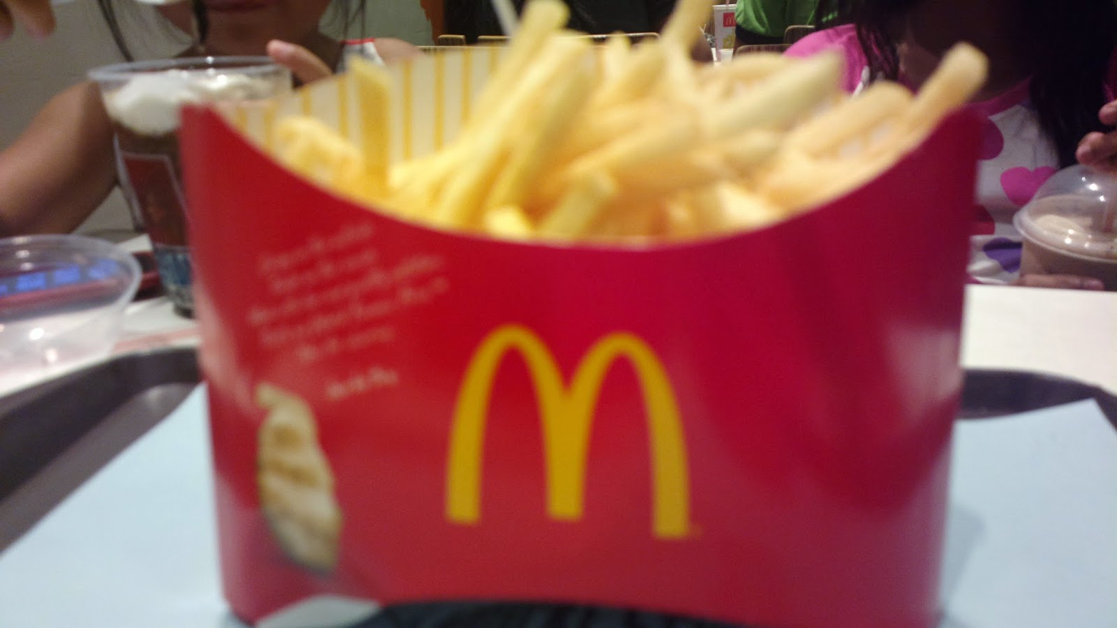bff fries mcdonalds