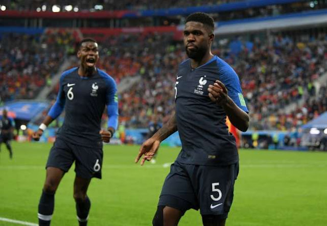 Perancis Berhasil Masuk Ke Final Sehabis Mengalahkan Belgia 1 - 0
