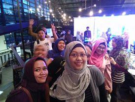 Ngobrol Blogger Semarang Nestcology Cafe
