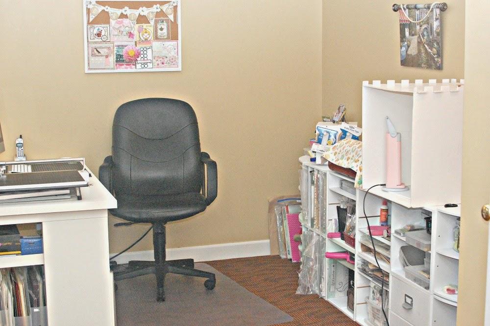 Simply Elegant Paper Crafts: My Craft Room