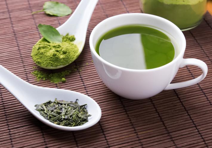 Image result for perbedaan teh hijau dan biru