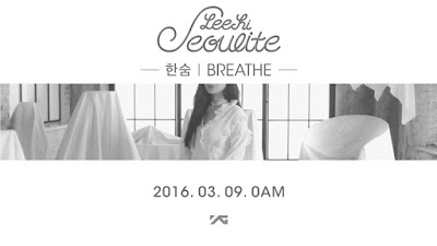 Download Lagu LEE HI - 한숨 (BREATHE)