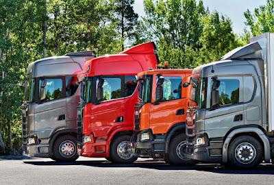 Vendas de caminhões seguem em ritmo acelerado