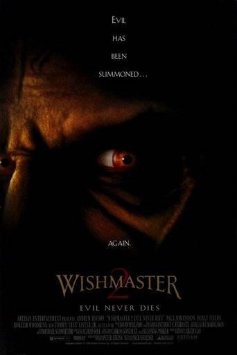 Wishmaster 2: Evil Never Dies (1999) ταινιες online seires oipeirates greek subs
