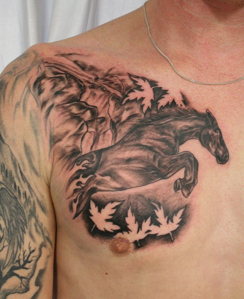 horse tattoo designs3