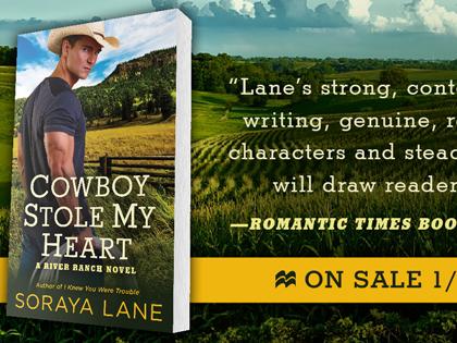 Cowboy Stole My Heart by Soraya Lane Review