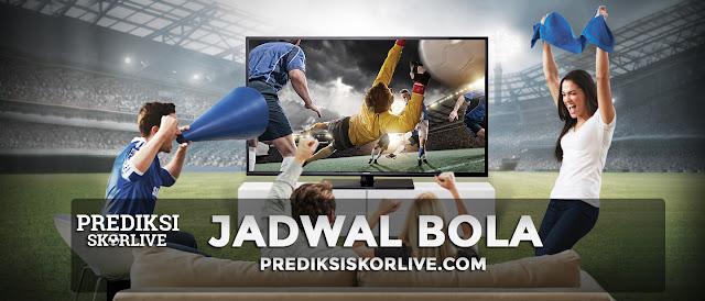 Jadwal Bola Malam Ini, Siaran langsung di TV Bola
