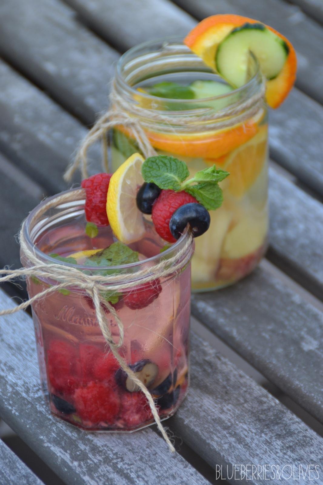 Aguas infusionadas con frutas 6