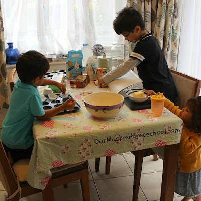 Teach 99 names of Allah Aishah learns to bake