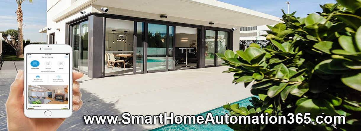 SmartHomeAutomation365.com | Home Security | Surveillance Camera | Connected Home | Automation