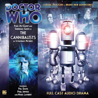 Big Finish Doctor Who The Cannibalists