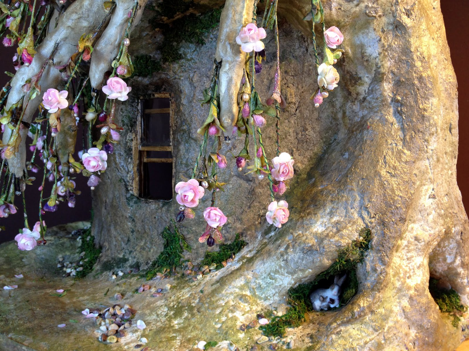 Tutorial Fairy House Tree Pt 15 Torisaur S Sketch Book