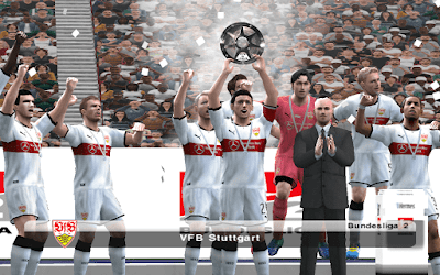PES 6 Trophy 2. Bundesliga by Pato_Lucas18