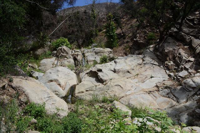 little four tier waterfall