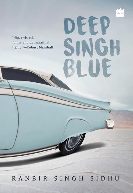 Book Review : Deep Singh Blue - Ranbir Singh Sidhu