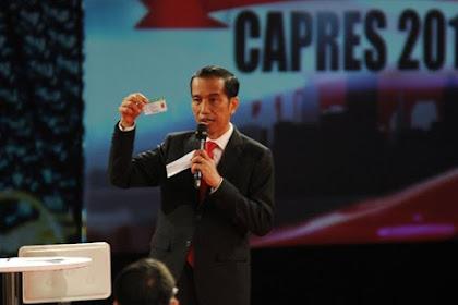 Jokowi Menghindar Penyampaian Visi Misi Karena Janji 2014 Tidak Terealisasi