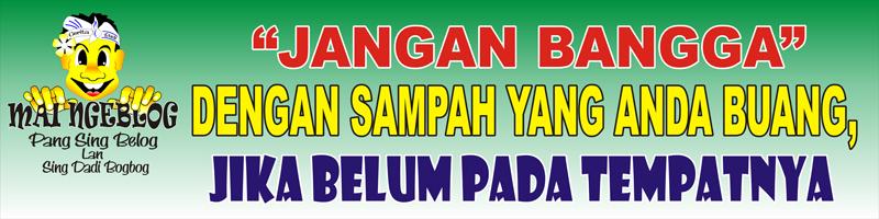 Pengertian Slogan Dan Contoh Slogan Pendidikan Kebersihan Dan