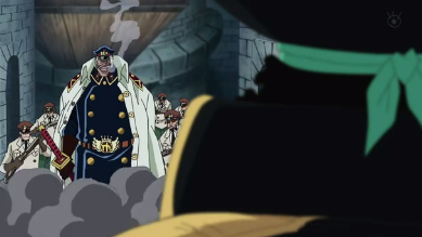 One Piece Episódio 445