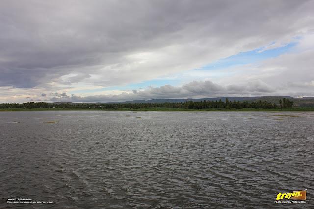 Evening at Kamalapura Lake