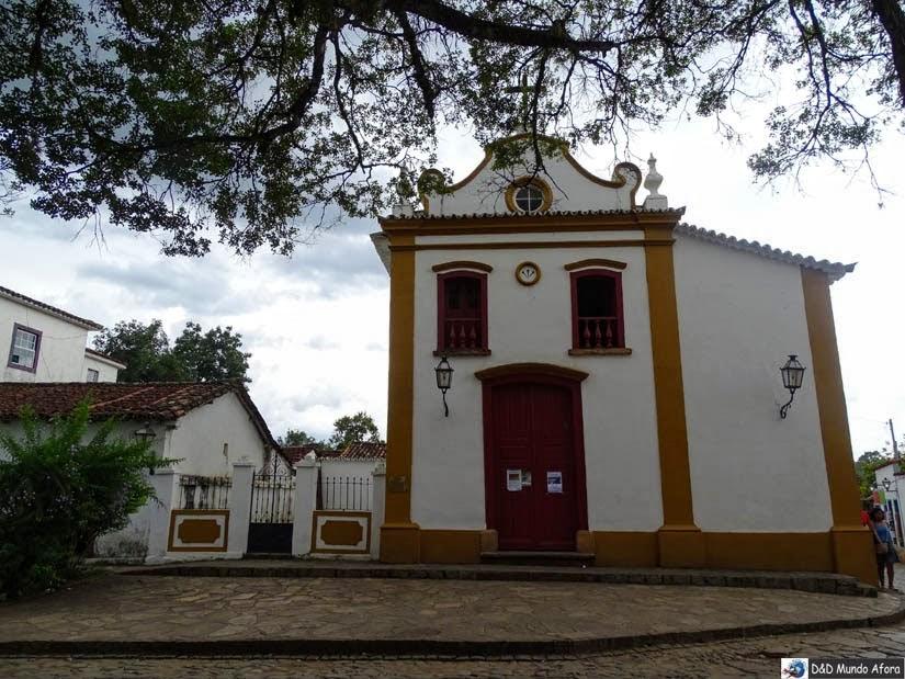 O que fazer em Tiradentes - Capela do Senhor Bom Jesus da Pobreza, Tiradentes