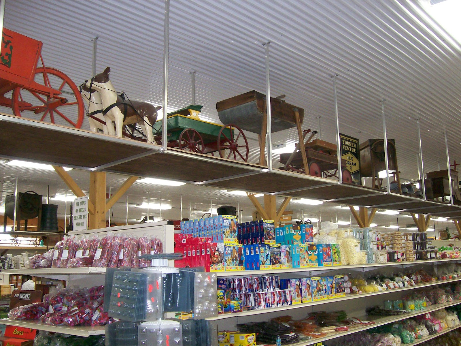 Simple Pleasures Amish Discount Grocery Store