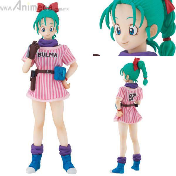Figura Bulma Dimension of Dragon Ball MEGAHOUSE