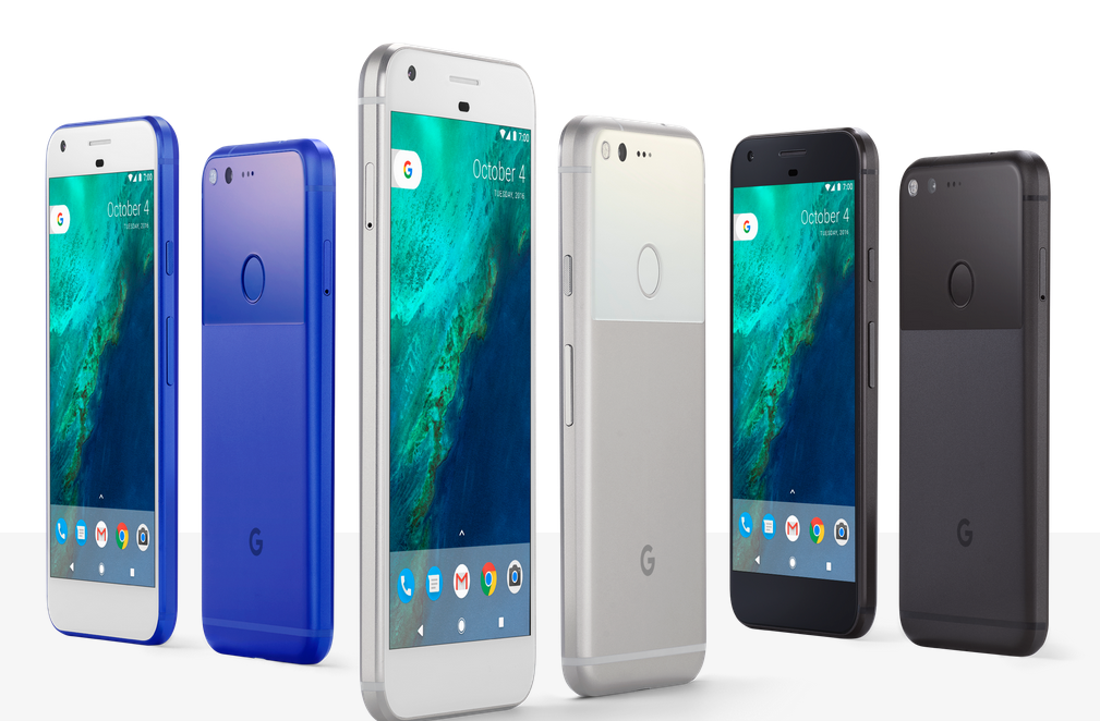 Worldwide Tech & Science: Google introduces the Pixel and