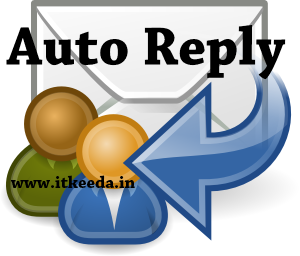 How to send Auto Reply in Gmail When Your Not In office or In Vacation 1