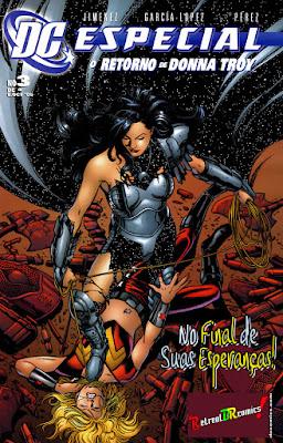 DC Especial: O Retorno de Donna Troy #3