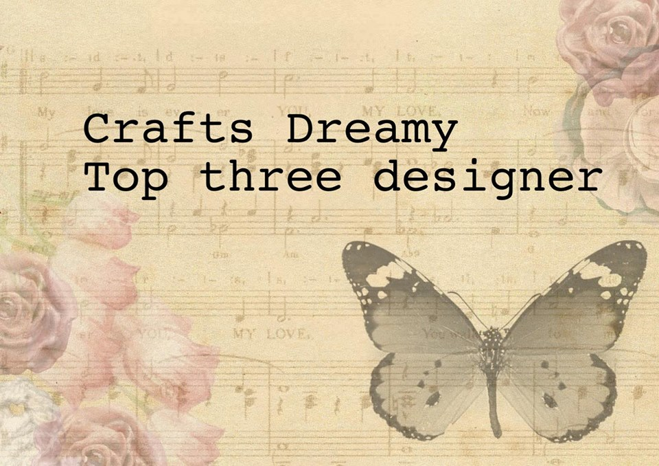 Winner of Crafts Dreamy designer spotlight