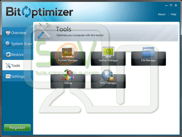 Bit Optimizer (Falso optimizador)