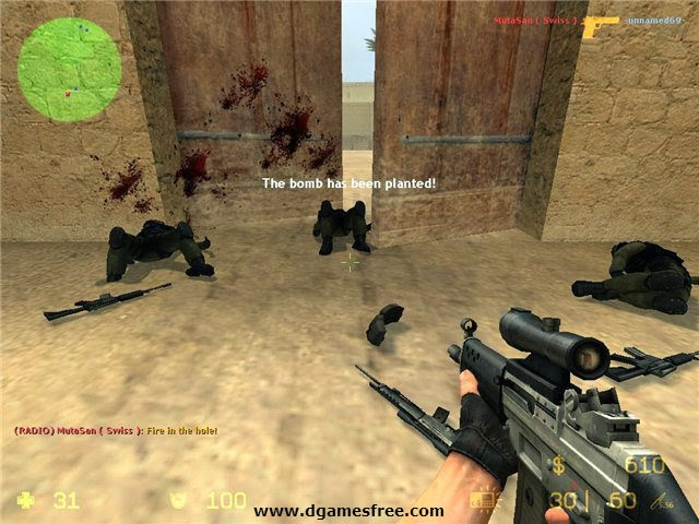 Counter Strike 1.8 PC