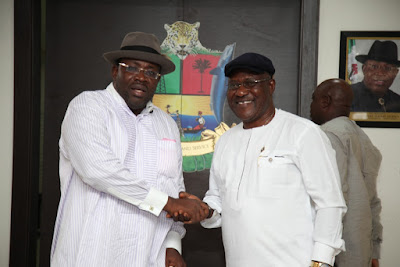 Photo News: Formal Presentation of Ex-APC Chieftains Back To PDP