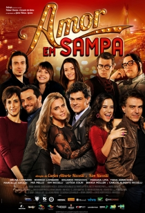Amor em Sampa HDRip AVI + Torrent