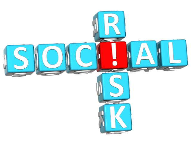 Dangers While Social Networking [Infographic]