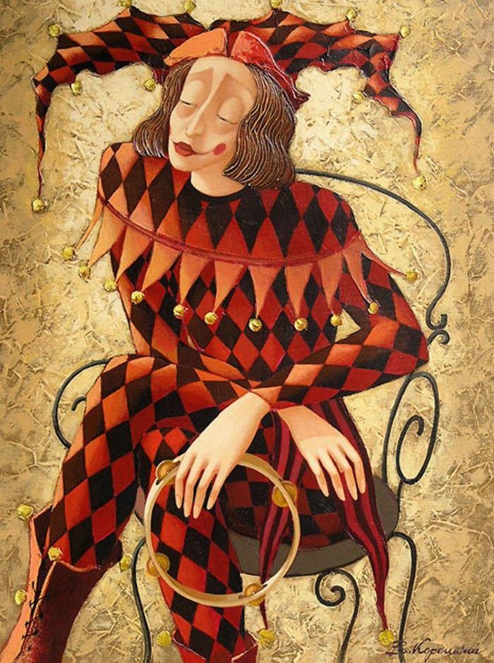 Украинский художник. Viacheslav Koretskiy 29